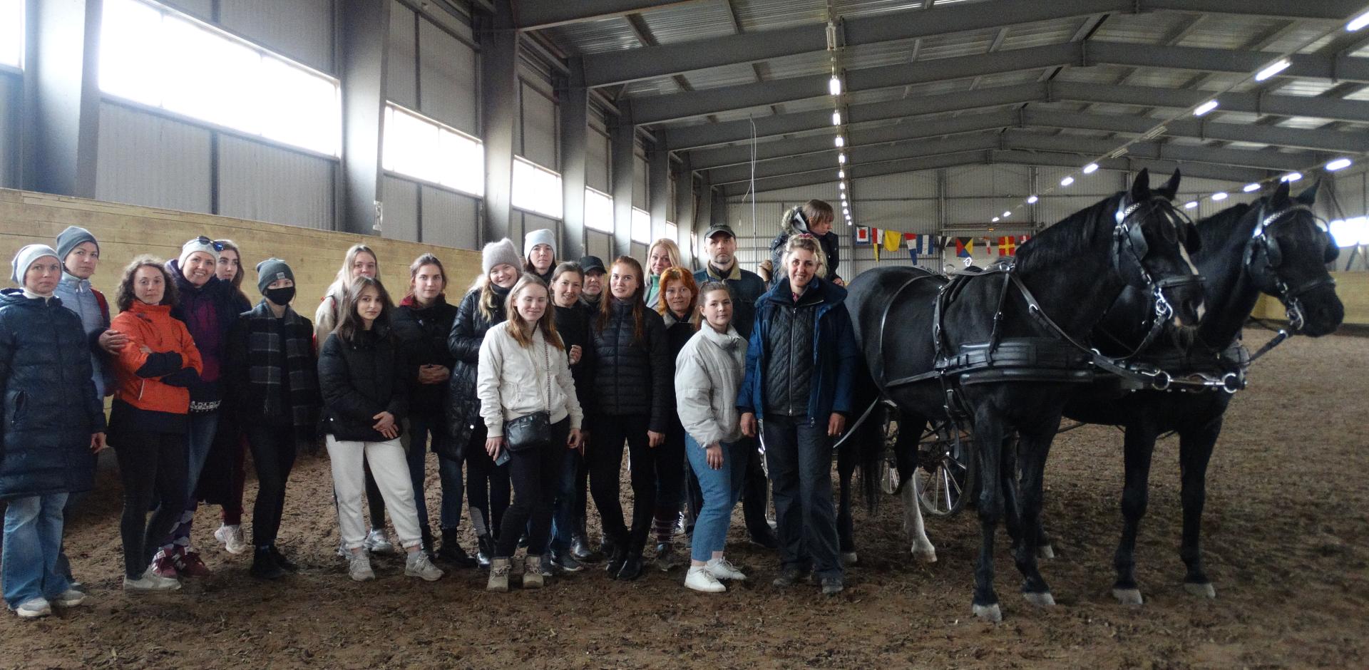 Экскурсия по Царскосельской ферме Госурственного музея заповедника