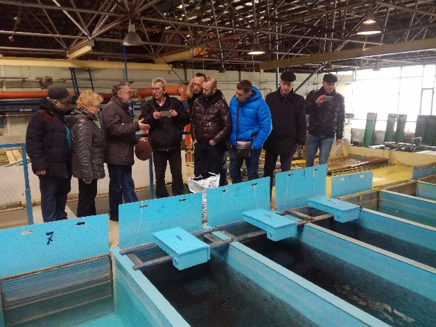 Развитие компетенций и технологий в сфере рыбохозяйственного комплекса