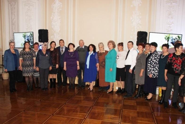 Юбилей Профсоюза работников агропромышленного комплекса Российской Федерации