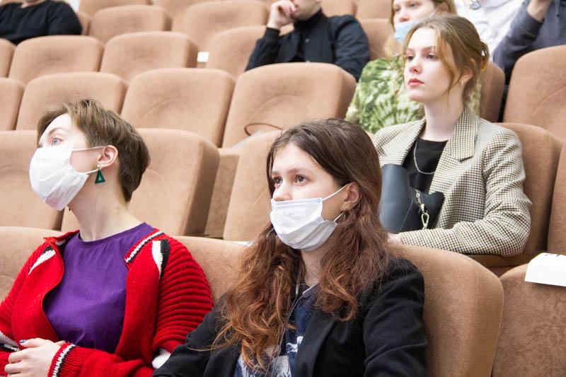 Встреча студентов СПбГАУ с представителями Академии менеджмента и агробизнеса