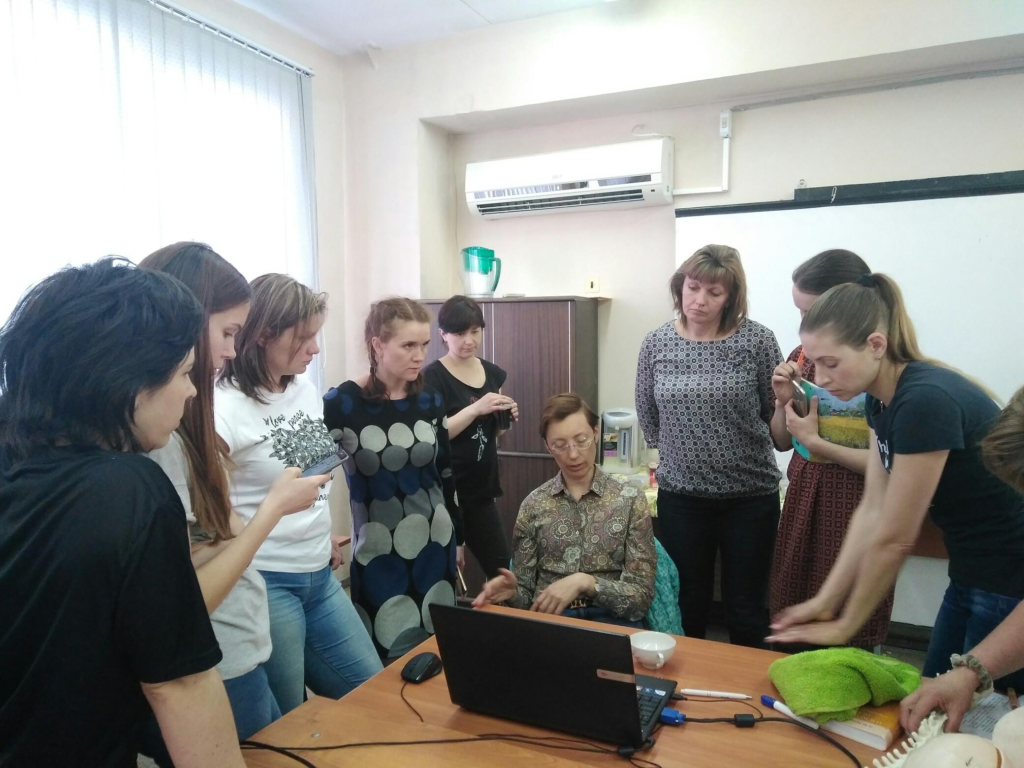 Повышение квалификации специалистов по иппотерапии