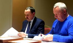 Подписание соглашения о сотрудничестве с Федерацией конного спорта СПб