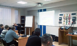 Продолжается повышение квалификации по программе «Современные системы учета электроэнергии»