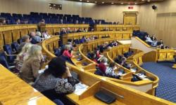 Коллегия комитета по АПК Ленинградской области