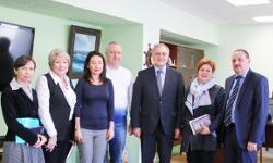 Встреча руководства СПбГАУ с представителями Федерации конного спорта Санкт-Петербурга