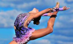 Художественная гимнастика в Шушарах