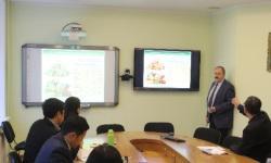 Обучение представителей Академии сельскохозяйственных наук Синьцзян-уйгурского автономного района КНР в рамках международного сотрудничества