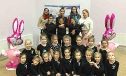 Художественно-гимнастический клуб «Успех» ФГБОУ ВО СПбГАУ принимает гостей