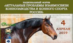 4 апреля в СПбГАУ состоится конференция «Актуальные проблемы взаимосвязи коннозаводства и конного спорта в России»