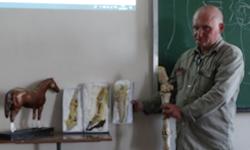Совершенствование учебно-материальной базы конного образования