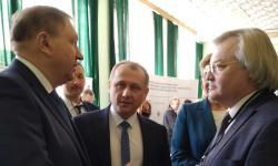 Академия менеджмента и агробизнеса приняла участие в IV ежегодном съезде фермеров Ленинградской области